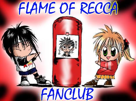 Flame of Recca Fanclub ID by recca-fanclub