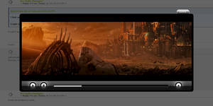 Video Player Concept 2008