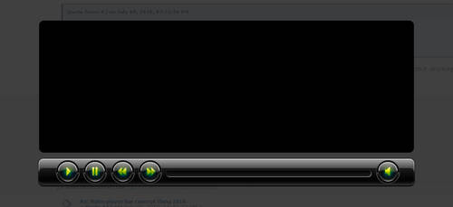 Video Player Concpet 2010