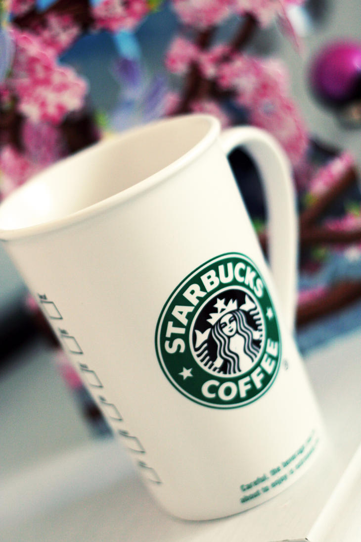 Coffee Cup by RebecaJuditDESIGNS