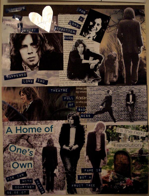 Nick drake collage by courtniqua on deviantart - Drake collage wallpaper ...