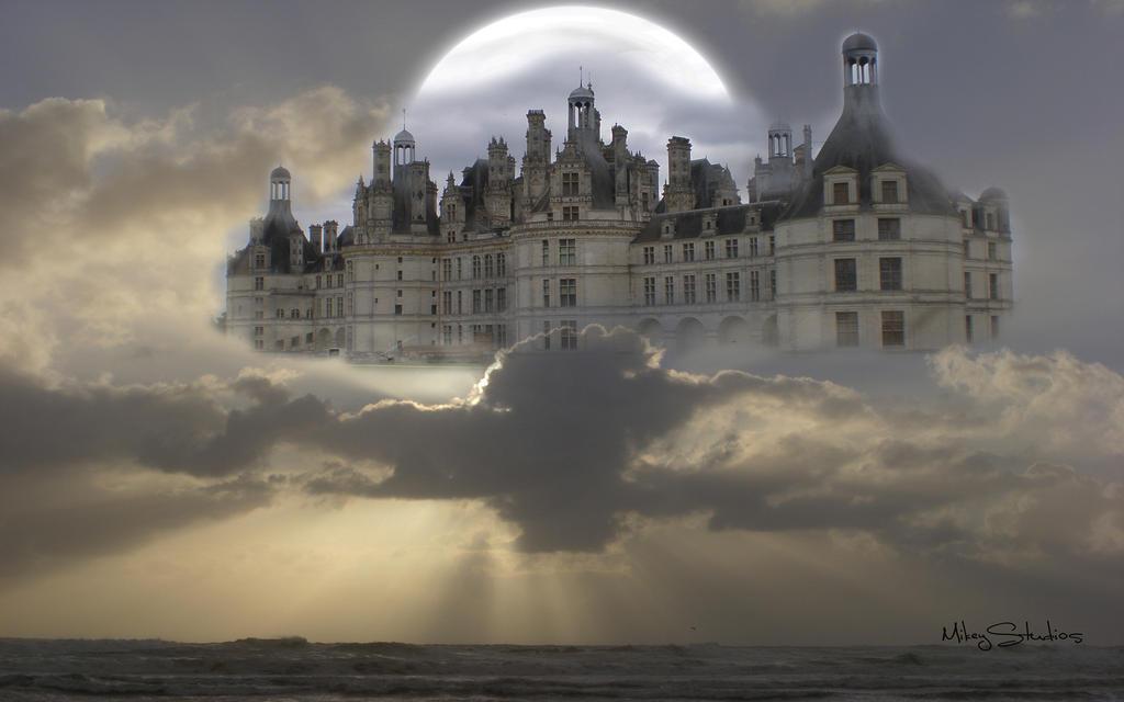 Castle In The Sky by MikeyStudios on DeviantArt: mikeystudios.deviantart.com/art/castle-in-the-sky-98252606