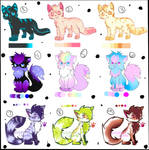 Collab Point Auction Adoptables *OVER!*