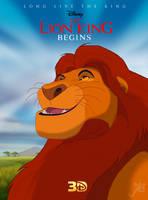 The Lion King Begins by isuru077