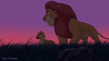 Wisdom of a Father by isuru077