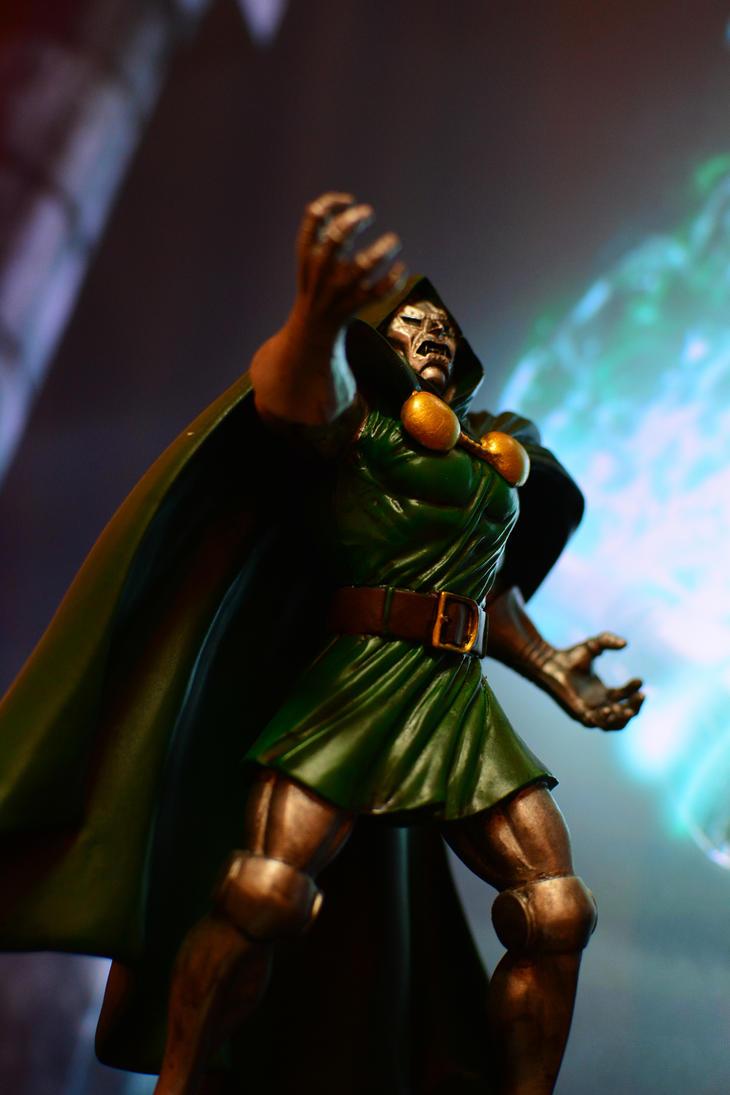 Dr. Doom by isuru077