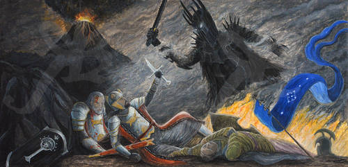 The Fall of Sauron
