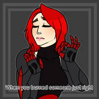 .:Overwatch: When You Burned Someone Just Right:. by Queen-Vampire96