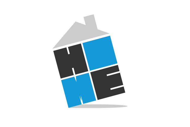 home logo design by alneo on deviantart