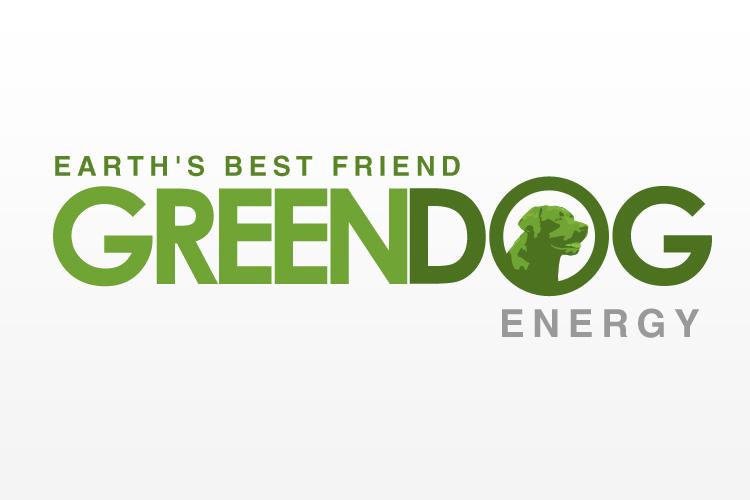 Green Dog - Logo Design by Alneo