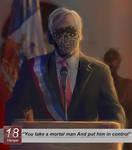 A mortal Man by VonBlackHill