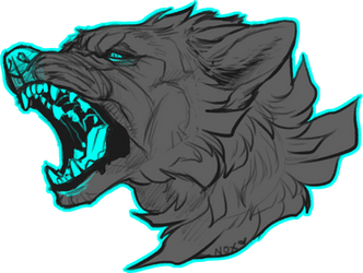 wolf snarl base