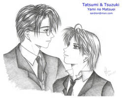 TatnTsu sweet moment by sardius
