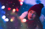 Christmas Emilia by MOFotoPL