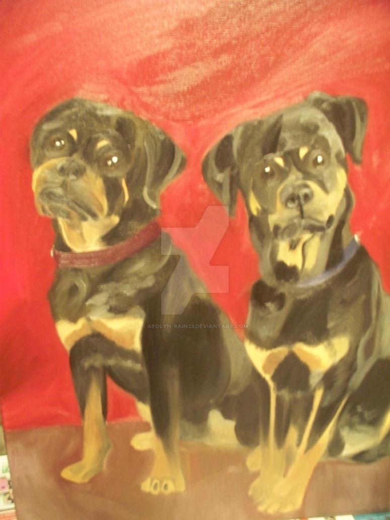 Kiera and Angus by Aeolyn-Rain23