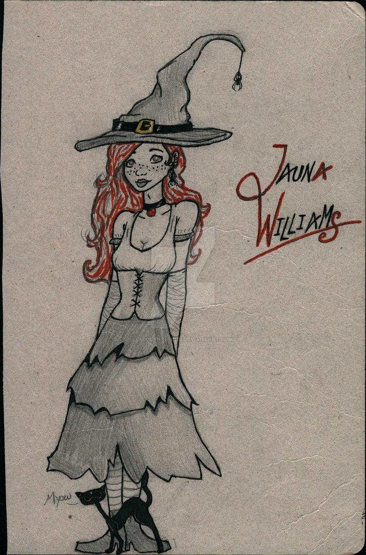 Jauna Witchy by Aeolyn-Rain23