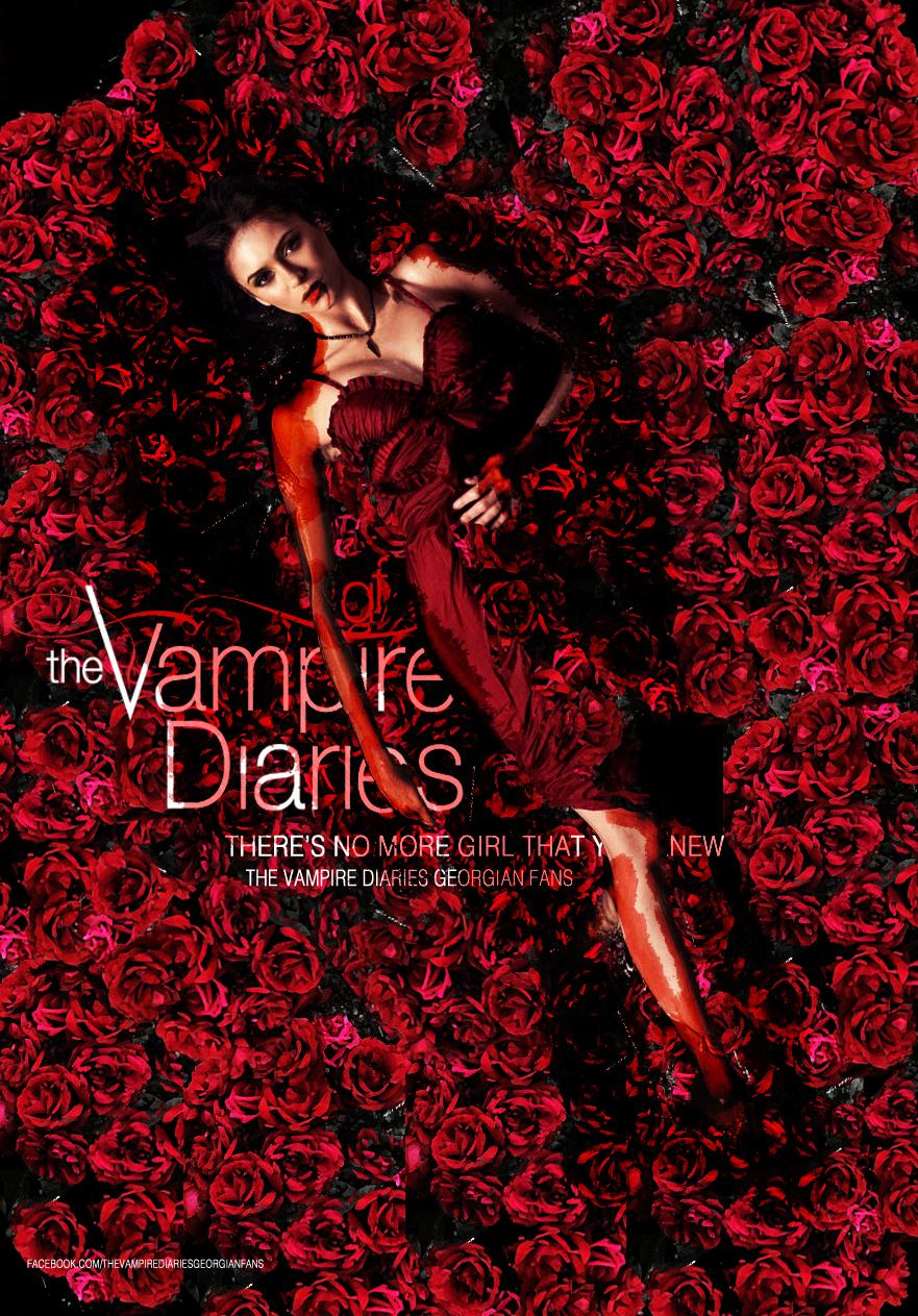 «Смотреть Все Серии Дневники Вампира» / 2010