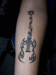 Tattoo Dan by bluefreak