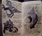 Raptors, Seafood and Quaggans (Diary 17)