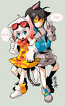 CW- Roo et Mika