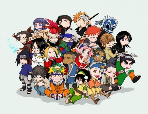 Anime by ToshiroUrahara24