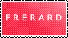 Frerard stamp by glitter-gulch