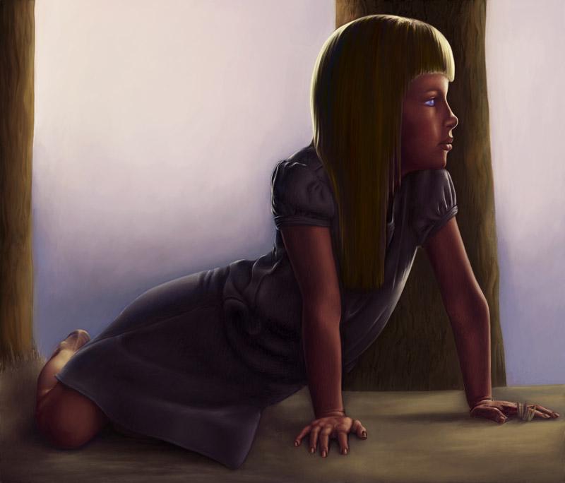 Demon Child by dierat