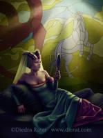 Dragoness by dierat