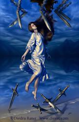 Nine of Swords by dierat