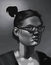 Self-portrait 2018