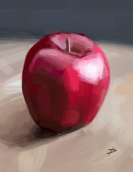 Apple loose study