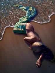 Mermaid in Transformation