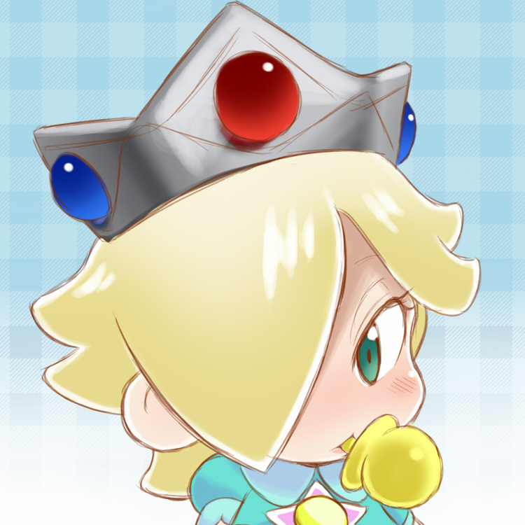 Baby Rosalina by nijieith on DeviantArt