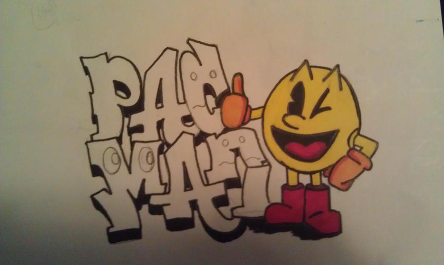 Graffiti Doodles...P In Graffiti