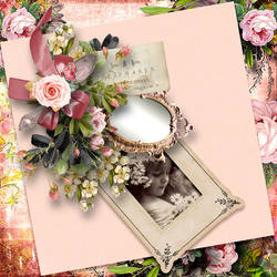 Just A Memory  Leigh Penrod by Angeliques-Scraps