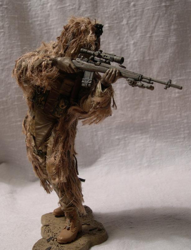 Ghillie Sniper by suggadug on DeviantArt M14_ebr