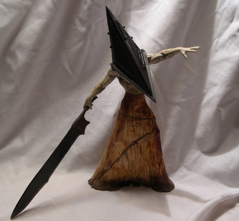 Pyramid Head custom model by suggadug