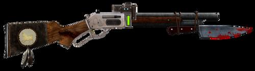 Gunsmiths-United Video Game Gun Contest entry by TheEndOfPain