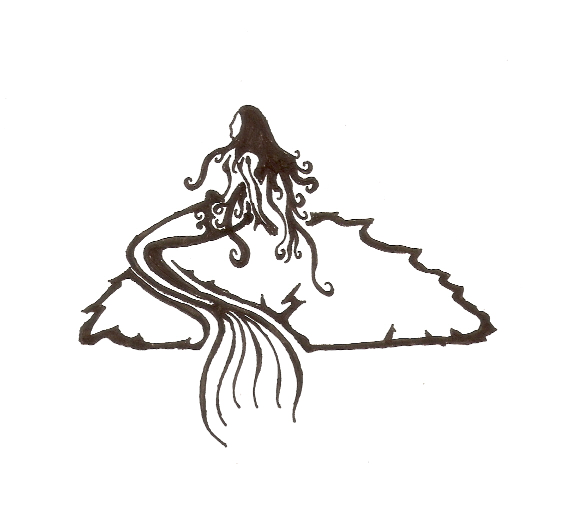 Tribal Mermaid by Samrow on DeviantArt