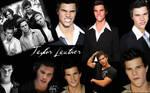 Taylor Lautner Background
