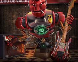 Heavy Metal by djyerba