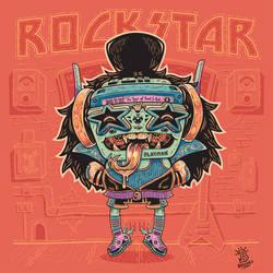 RockStar by djyerba