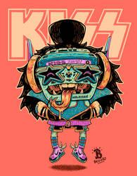 True Rock God _Color by djyerba