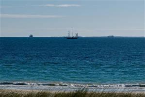 Ships On The Horizon by MissSpocks