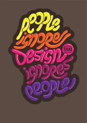 People ignore Design