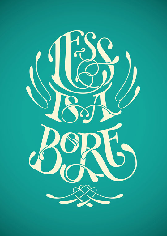 Less is a Bore by ~grafficjam