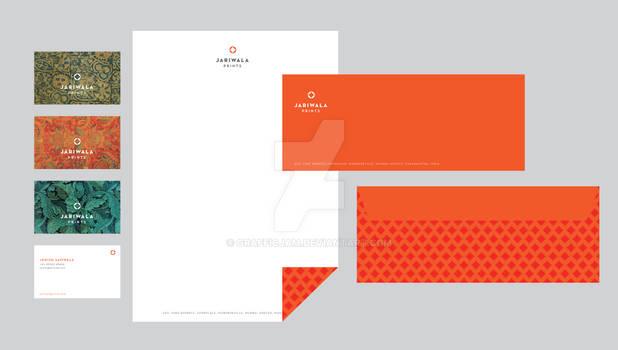 Jariwala Prints stationery 1