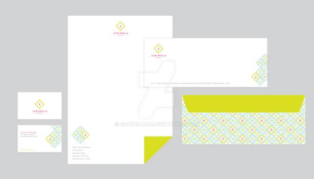 Jariwala Prints stationery 2