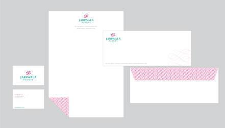 Jariwala Prints stationery 3