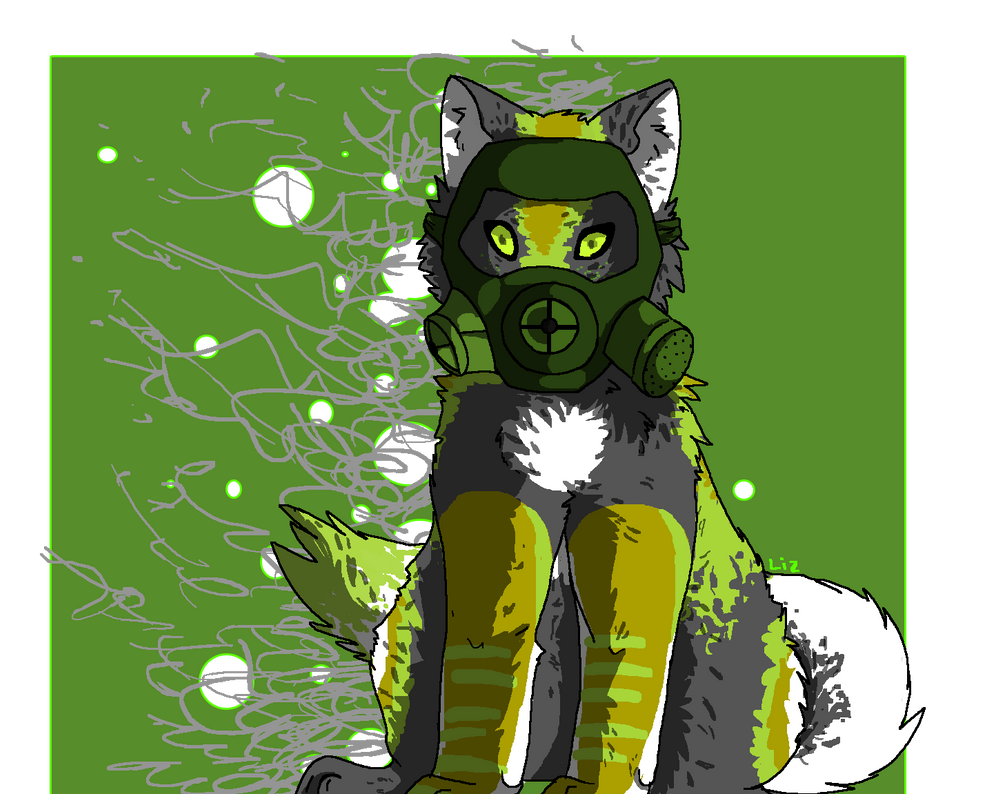 Toxic by Lizzle1